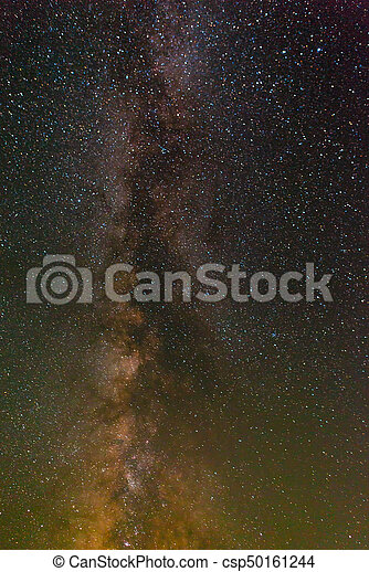 The Milky Way - csp50161244