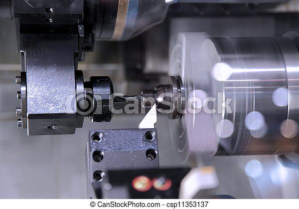 The modern processing machine - csp11353137