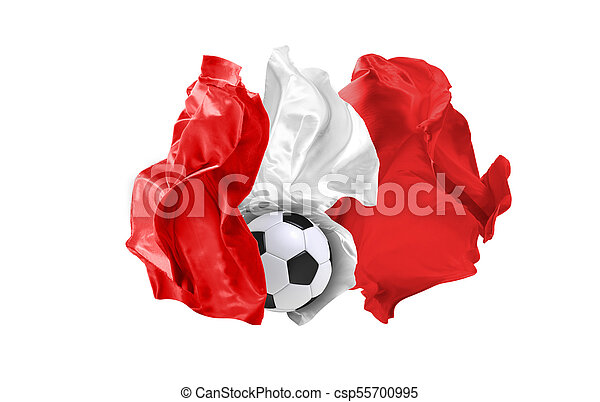 the national flag of peru fifa world cup russia 2018 the national
