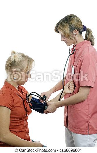 The nurse - csp6896801
