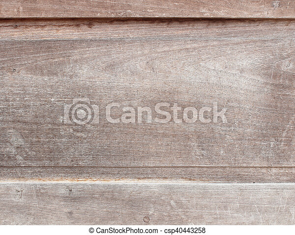 The old Wooden Background texture. - csp40443258