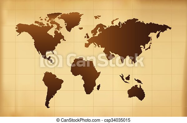 The old world map vector background the old world map vector background gumiabroncs Gallery