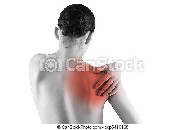 the pain - csp5410168