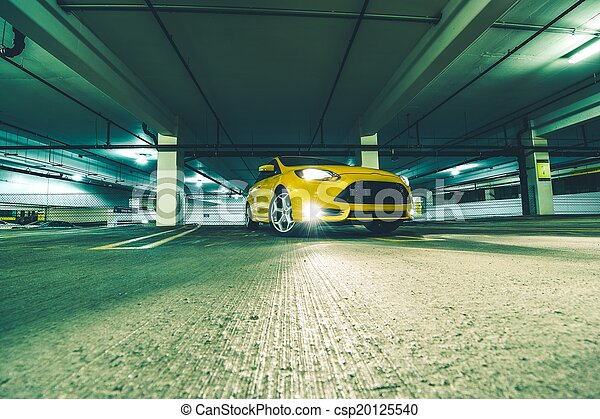 The Parking Space - csp20125540