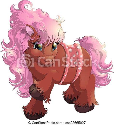 the Pony - csp23665027