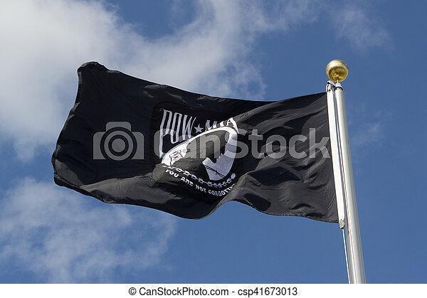 The POW/MIA Flag - csp41673013
