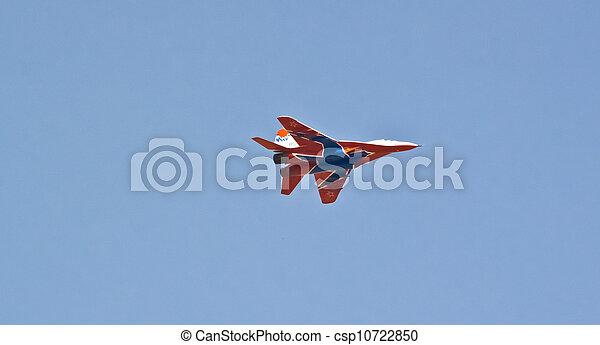 the Russian Air Force strizi - csp10722850