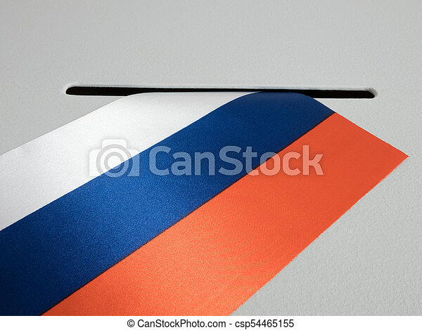 Russian Tricolour Is