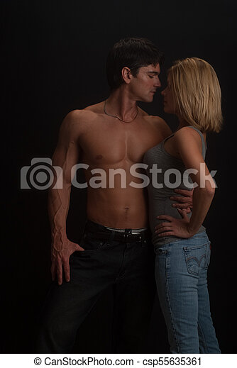 Sexy hot couple photo