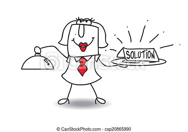 The solution - csp20865990