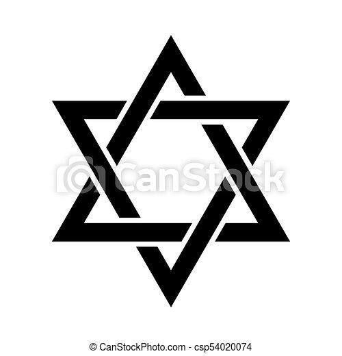 the star of david or the shield of david magen david the shield rh canstockphoto com jewish star of david vector star of david vector art
