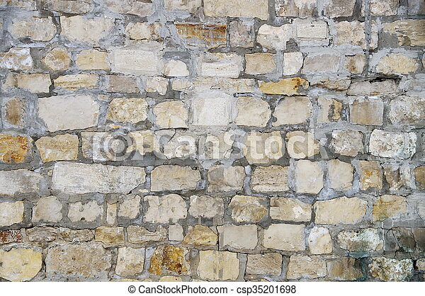 the stone wall - csp35201698
