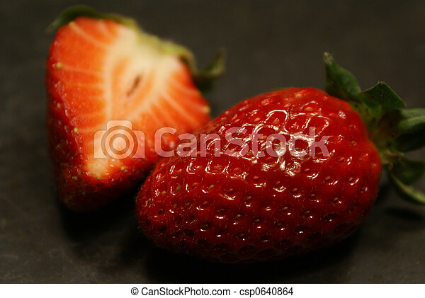 the strawberry's soul - csp0640864