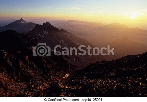 The Sunrise, - csp40125991
