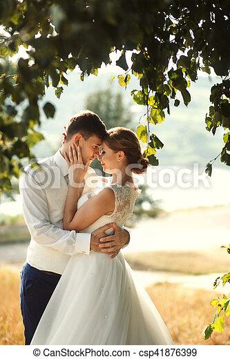 The tenderness brides - csp41876399