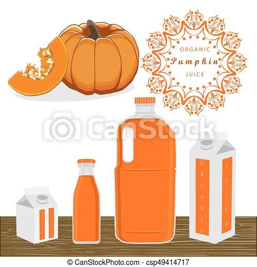 The theme pumpkin - csp49414717