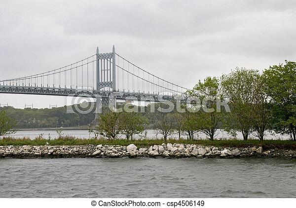 The Triborough Bridge - csp4506149