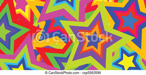 the vector abstract color background - csp5563599