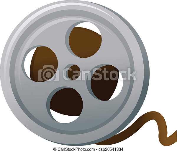 The view of cinefilm - csp20541334