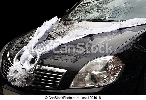 The Wedding Car - csp1294918