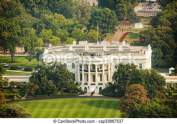 Sensational The White Hiuse Aerial View In Washington Dc Download Free Architecture Designs Scobabritishbridgeorg