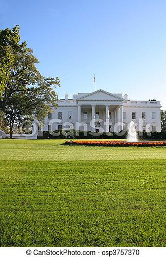 The White House - csp3757370