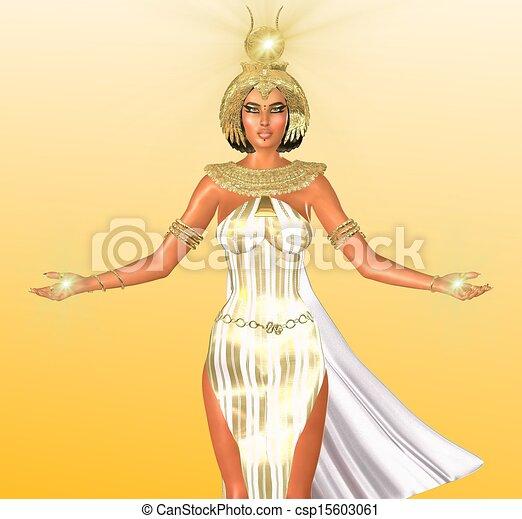 The White Light of Egypt - csp15603061