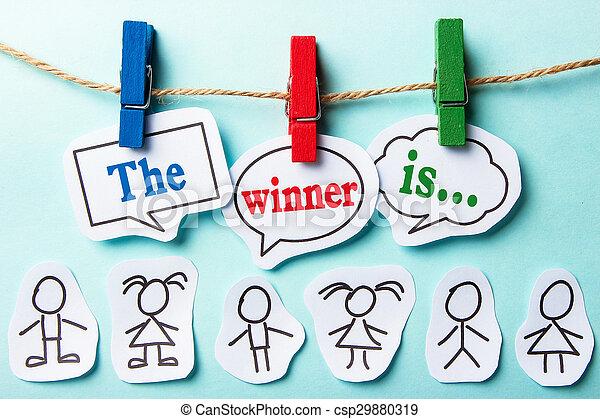 The winner is - csp29880319