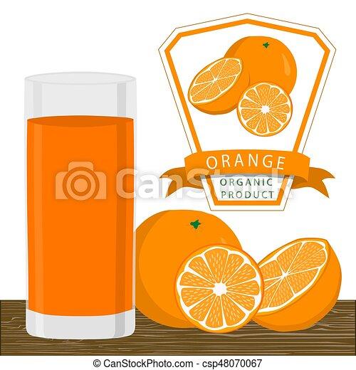 The yellow orange - csp48070067