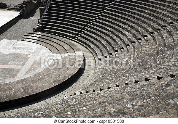 Theater of Fourviere - csp10501580