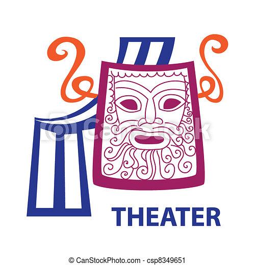 theater - csp8349651