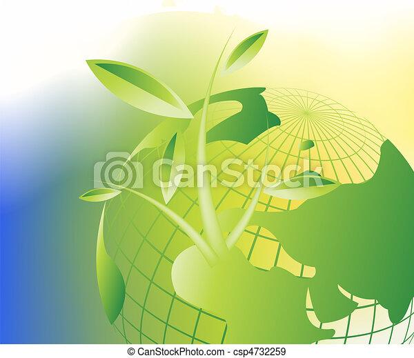 thema, groei - csp4732259