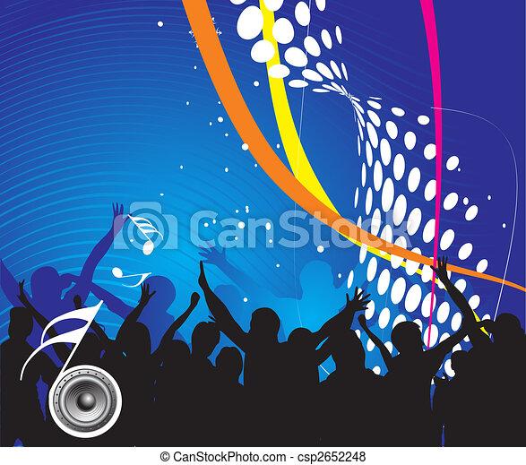 thema, muziek - csp2652248