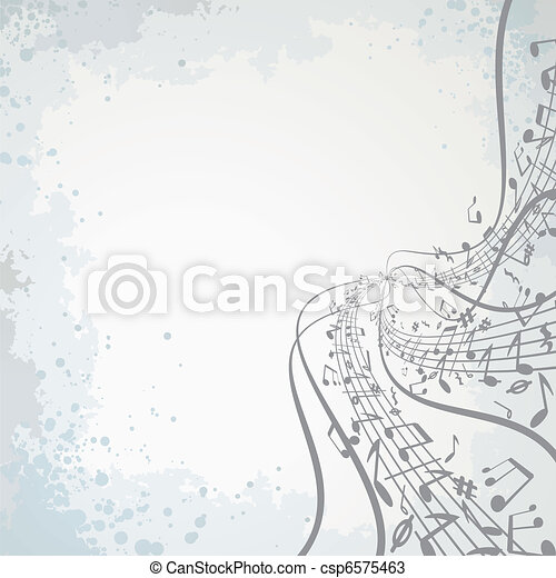 thema, muzikalisch - csp6575463