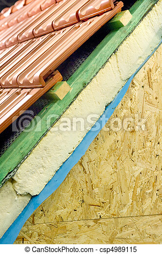 Thermal insulation  - csp4989115
