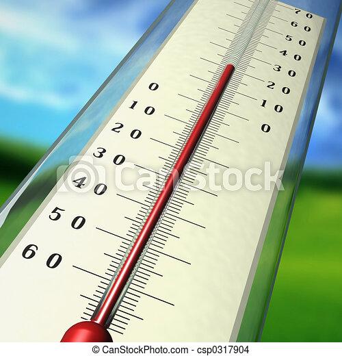 Thermometer - csp0317904