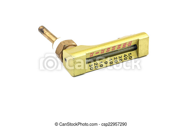 Thermometer - csp22957290