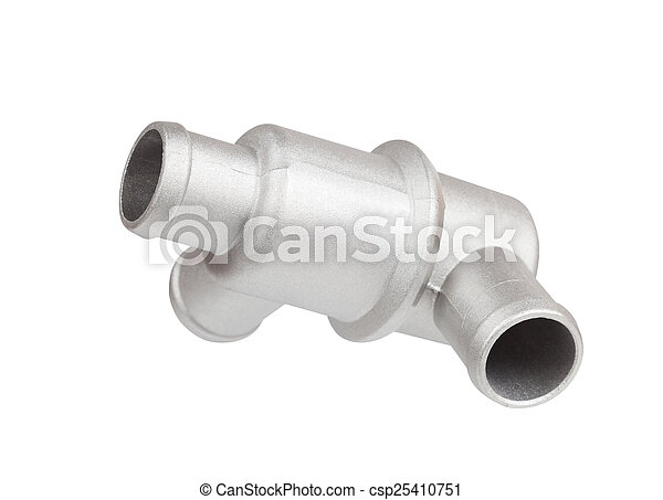 Thermostat of car engine - csp25410751