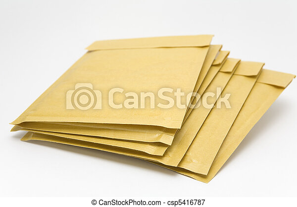 Thick Envelope - csp5416787