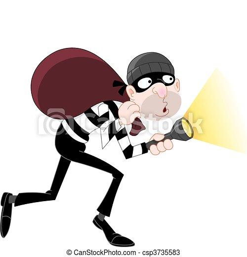 Thief - csp3735583
