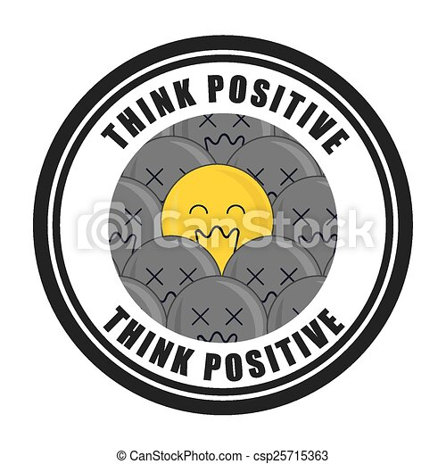 think positive - csp25715363