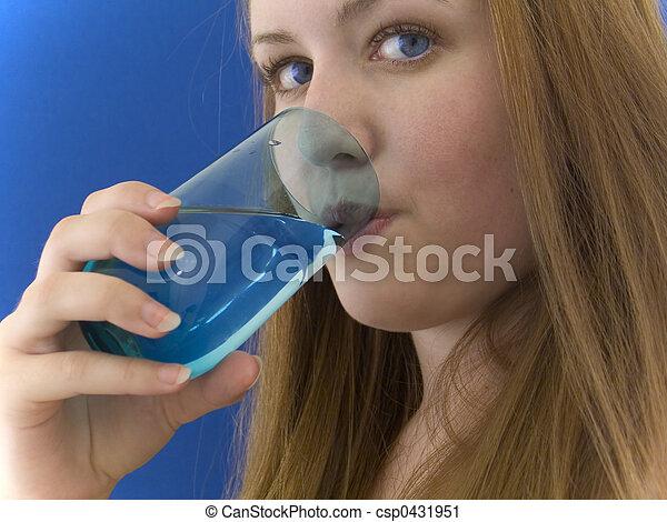 Thirsty - csp0431951