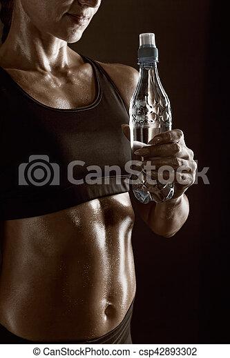 Thirsty - csp42893302
