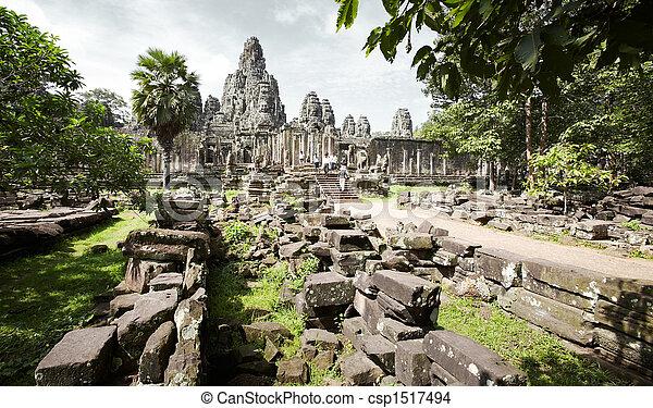 thom, angkor - csp1517494