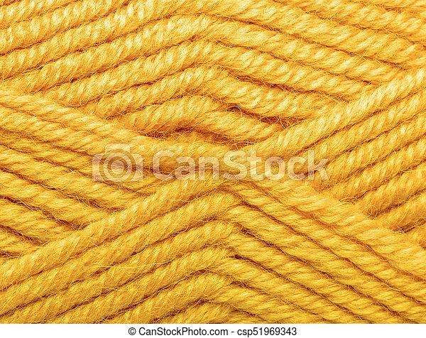 Thread texture background - csp51969343