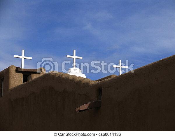 Three Crosses - csp0014136
