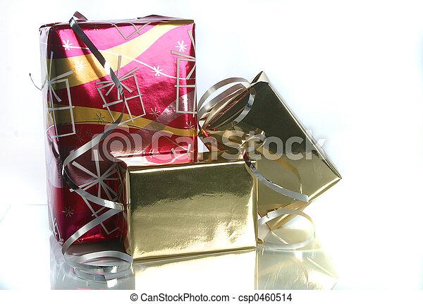 Three Gifts - csp0460514