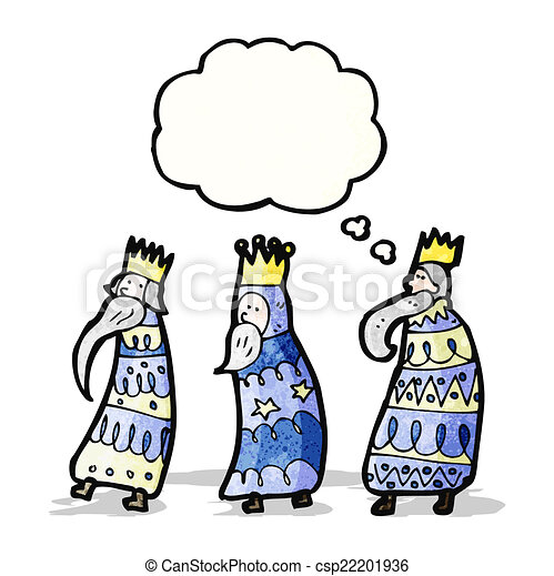 three kings cartoon vectors search clip art illustration rh canstockphoto com three kings day clipart three kings clip art free