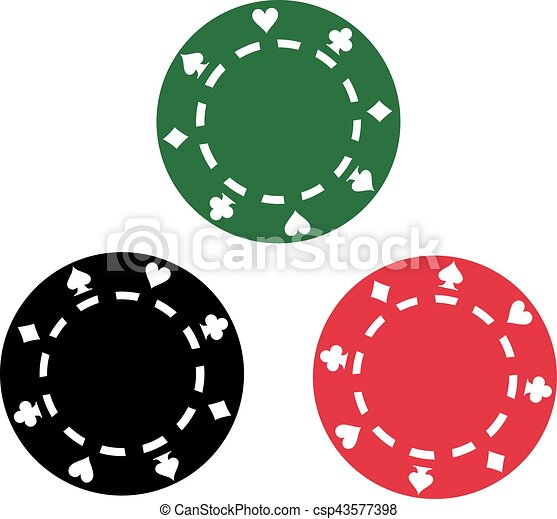 three poker chips red green black eps vectors search clip art rh canstockphoto com poker chips clipart free