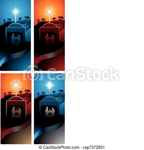 three wise men - csp7372931